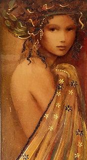 Venus Au Bain 2016 Embellished Limited Edition Print - Csaba Markus