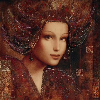 Ciania AP 2016 Embellished Limited Edition Print by Csaba Markus