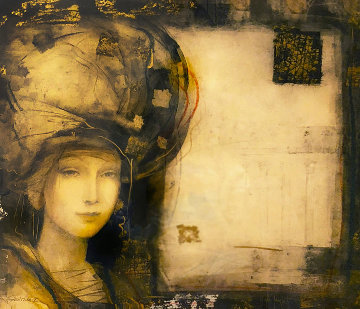 Fiorentina 1996 Embellished  Limited Edition Print by Csaba Markus