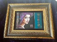 Bella Cassina 2014 Embellished Limited Edition Print by Csaba Markus - 1