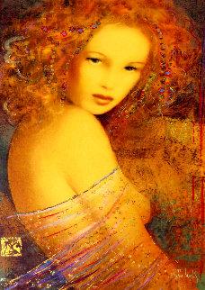 Giselle AP Embellished Limited Edition Print - Csaba Markus