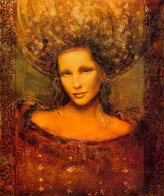 Ladonna 1999 Limited Edition Print by Csaba Markus - 0
