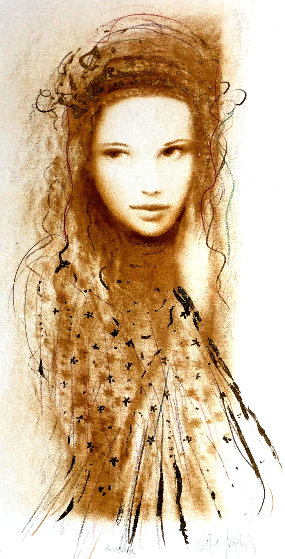 Avonia 2008 Embellished Limited Edition Print by Csaba Markus