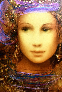 Beau Gaea 2006 Embellished Limited Edition Print by Csaba Markus