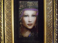 Katarinya AP 2014 Embellished Limited Edition Print by Csaba Markus - 1