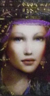 Katarinya AP 2014 Embellished Limited Edition Print - Csaba Markus