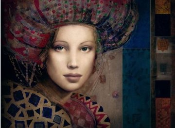 Bella Fleurissimo 2014 Limited Edition Print by Csaba Markus