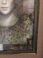 Thebian Thoughts 43x39 Super Huge Original Painting by Csaba Markus - 6