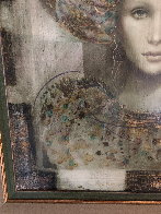 Thebian Thoughts 43x39 Super Huge Original Painting by Csaba Markus - 5