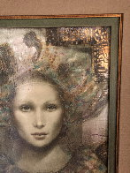 Thebian Thoughts 43x39 Super Huge Original Painting by Csaba Markus - 4