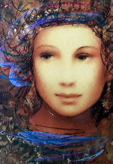 Beau Gaea 2006 Embellished on Panel Limited Edition Print - Csaba Markus