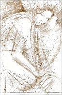 Abagail 1997 PP Limited Edition Print by Csaba Markus - 0