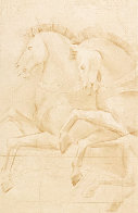 Majestic Chargers 1997 Limited Edition Print by Csaba Markus - 0
