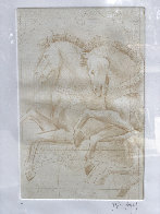 Majestic Chargers 1997 Limited Edition Print by Csaba Markus - 3