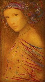 Agape Thalia 2006 Embellished on Panel Limited Edition Print - Csaba Markus