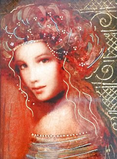 Woman of the Spring 2016 Limited Edition Print - Csaba Markus