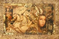 Horses of Carthage 1998 AP Limited Edition Print by Csaba Markus - 0