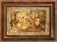 Horses of Carthage 1998 AP Limited Edition Print by Csaba Markus - 1