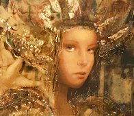 Horses of Carthage 1998 AP Limited Edition Print by Csaba Markus - 2