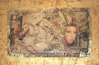 Horses of Carthage AP 1998 Limited Edition Print by Csaba Markus - 0