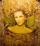 Ladonna AP Embellished Limited Edition Print - Csaba Markus