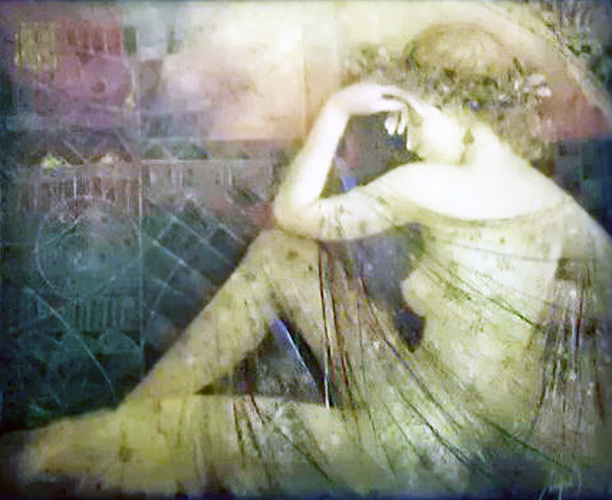 Venetian Muse 2006 Limited Edition Print by Csaba Markus