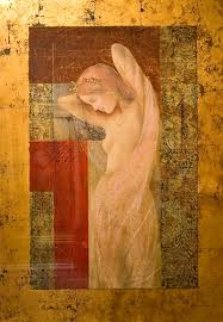 Eos Embellished Limited Edition Print by Csaba Markus