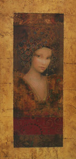 Lucia PP 1997 Limited Edition Print by Csaba Markus