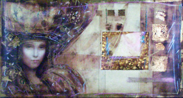 Lady of Alexandria PP 1998 Limited Edition Print - Csaba Markus