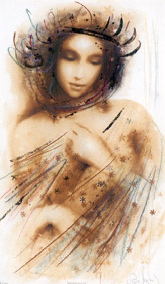 Anastazia 2000 Limited Edition Print by Csaba Markus