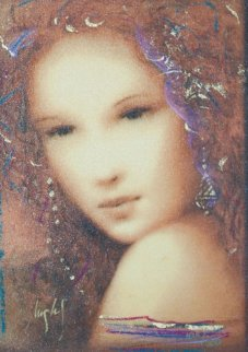 Beau Lydia 2006 Limited Edition Print by Csaba Markus