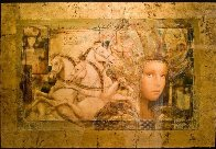 Horses of Carthage AP 1998 Limited Edition Print by Csaba Markus - 1