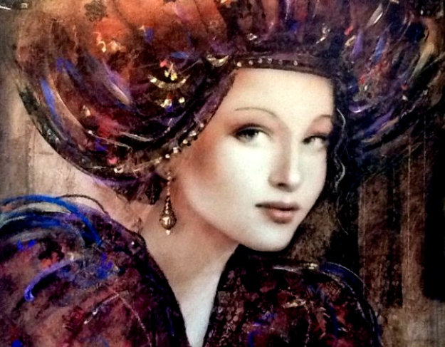 l'Amouria 2006 Limited Edition Print by Csaba Markus