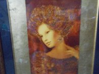 Constantina, Set of 2 Serigraphs 2000 Limited Edition Print by Csaba Markus - 2