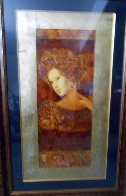 Constantina, Set of 2 Serigraphs 2000 Limited Edition Print by Csaba Markus - 5