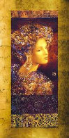 Constantina, Set of 2 Serigraphs 2000 Limited Edition Print by Csaba Markus - 0
