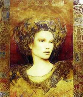 Belladonna 2002 Embellished Limited Edition Print by Csaba Markus