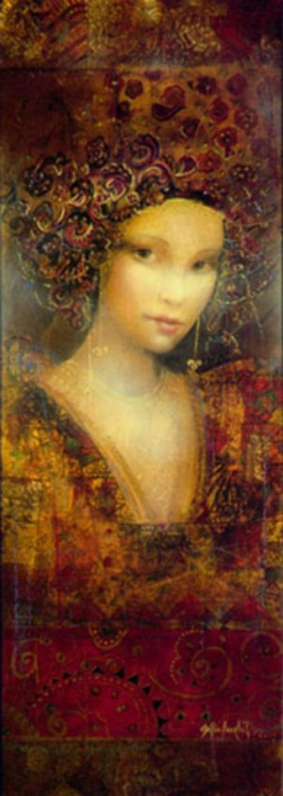 Lucia 1997 Limited Edition Print by Csaba Markus