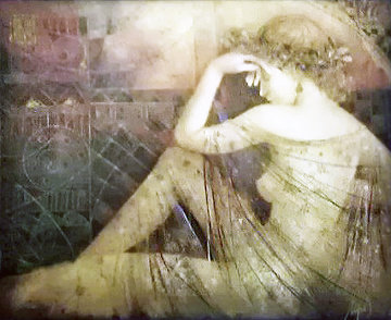 Venetian Muse 2005 Limited Edition Print by Csaba Markus