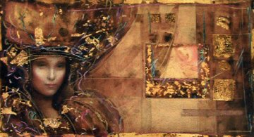 Lady of Alexandria 1995 Limited Edition Print - Csaba Markus