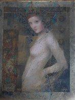 Athena Embellished 1990 Limited Edition Print by Csaba Markus - 2