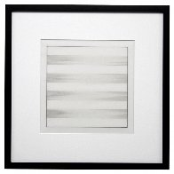 Untitled #4 Lithograph 1991 Limited Edition Print by Agnes Bernice Martin - 1