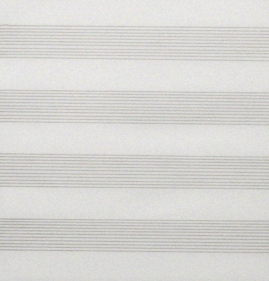 Untitled #4 Lithograph 1991 Limited Edition Print by Agnes Bernice Martin