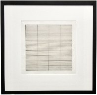 Untitled #3 Lithograph 1991 Limited Edition Print by Agnes Bernice Martin - 1