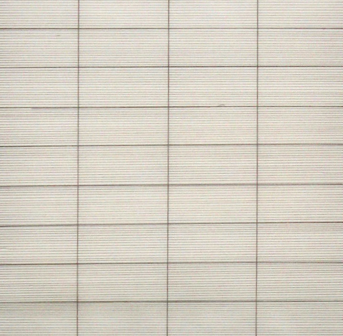 Untitled #3 Lithograph 1991 Limited Edition Print by Agnes Bernice Martin