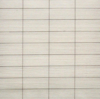 Untitled #3 Lithograph 1991 Limited Edition Print - Agnes Bernice Martin