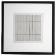 Untitled Lithograph #5 1991 Limited Edition Print by Agnes Bernice Martin - 1