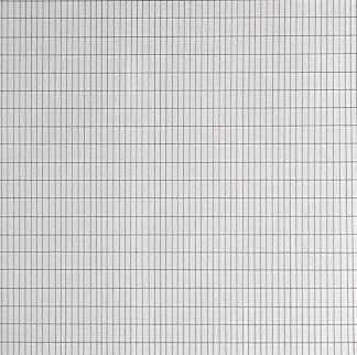 Untitled #6 Lithograph 1991 Limited Edition Print by Agnes Bernice Martin