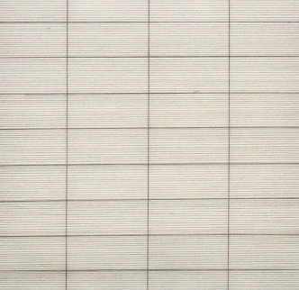 Untitled #8 Lithograph 1991 Limited Edition Print - Agnes Bernice Martin