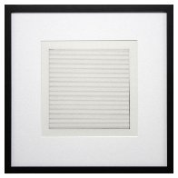 Untitled #9 Lithograph 1991 Limited Edition Print by Agnes Bernice Martin - 1
